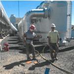 Natural Gas Recoat