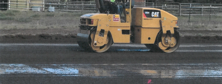 Excavation and Paving